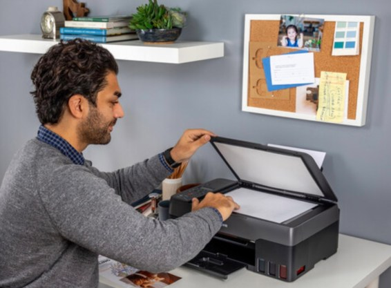 AIO Printer with Great Versatility