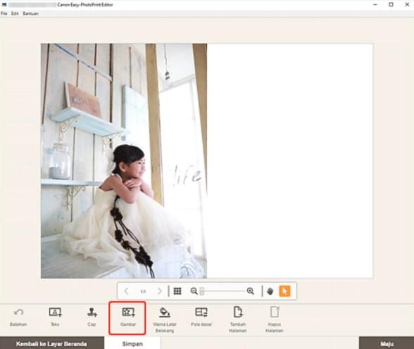 Easy-PhotoPrint Editor Software