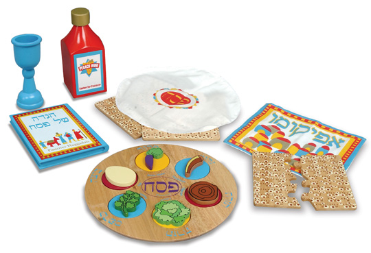 A Retelling of the Passover Story in Verse & Song