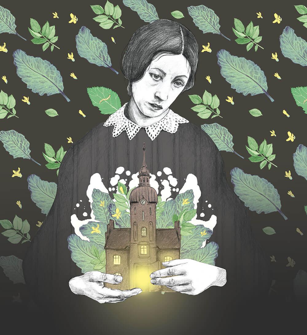 cover illustration asylum