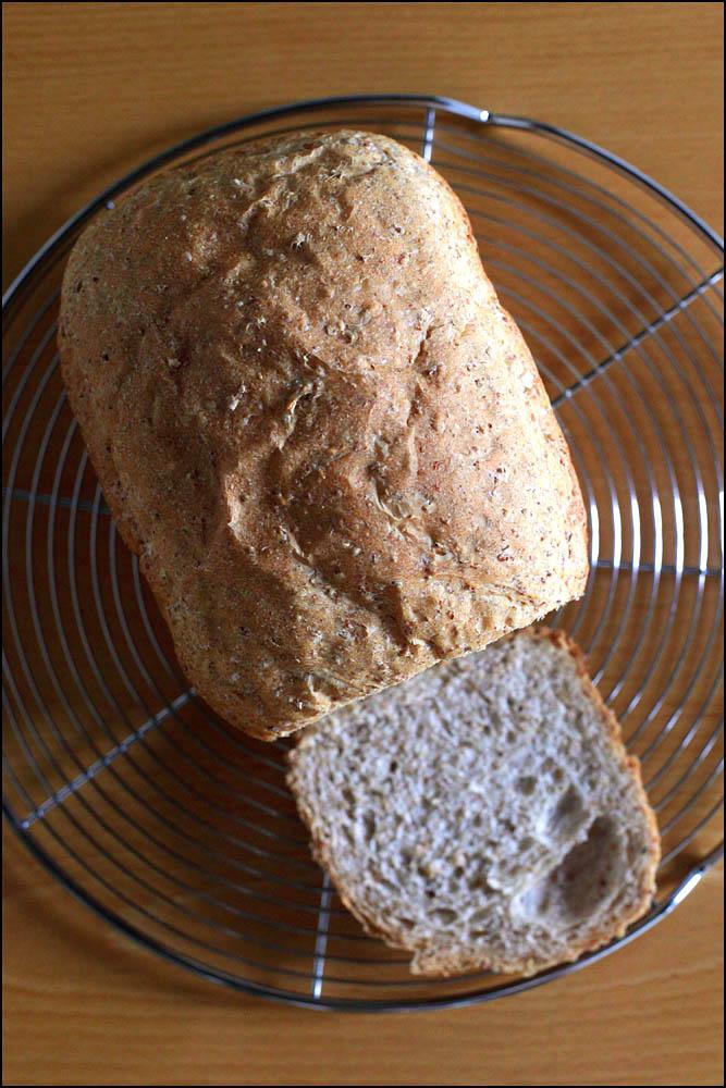 Une croûte de pain bien croustillante !