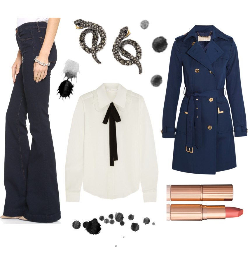 Fab 5: Fall 70's Style : Inspiration