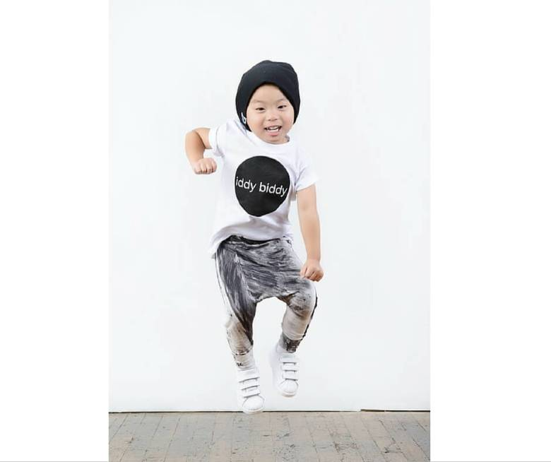 Cool Kids Knitwear Giveaway // Iddy Biddy Baby // Sylvie in the Sky | Iddy Biddy Baby Fall Fashion featured by popular life and style blogger, Sylvie in The Sky