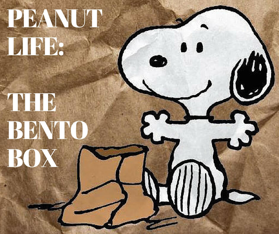 Sylvie In the Sky / The Best Bento Box for Kids / Snoopy Lunch - Peanut Life: The Best Bento Box For Kids featured by popular San Francisco lifestyle blogger, Sylvie in The Sky