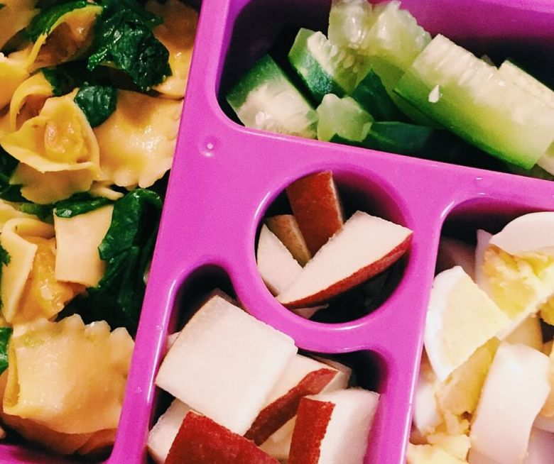 Sylvie In the Sky / The Best Bento Box for Kids - Peanut Life: The Best Bento Box For Kids featured by popular San Francisco lifestyle blogger, Sylvie in The Sky
