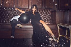 Reformation Dresses - NYE Style featured by popular San Francisco fashion blogger, Sylvie in The Sky