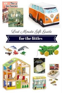 sylvie in the sky // last minute holiday gift guide for toddlers //