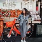 BEST NORDSTROM ANNIVERSARY SALE DRESSES UNDER $50 by popular San Francisco fashion blogger, Sylvie in the Sky