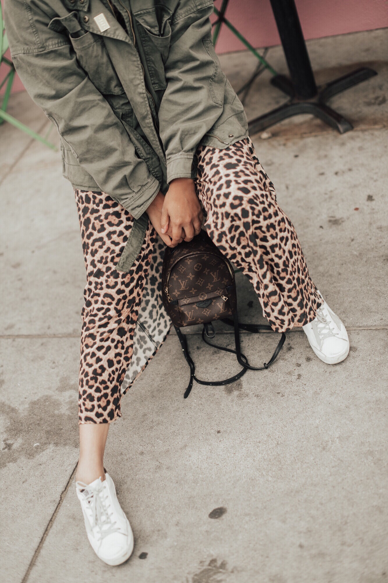 NYFW | SHOP: LEOPARD DRESSES UNDER $50 & $100 featured by top San Francisco fashion blog Sylvie in the Sky