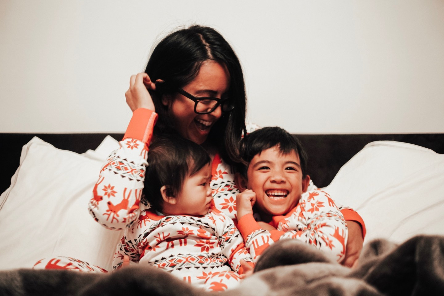 Motherhood | Fashion | The Best Family Holiday PJs for Christmas Day featured by top San Francisco fashion blogger Sylvie in the Sky