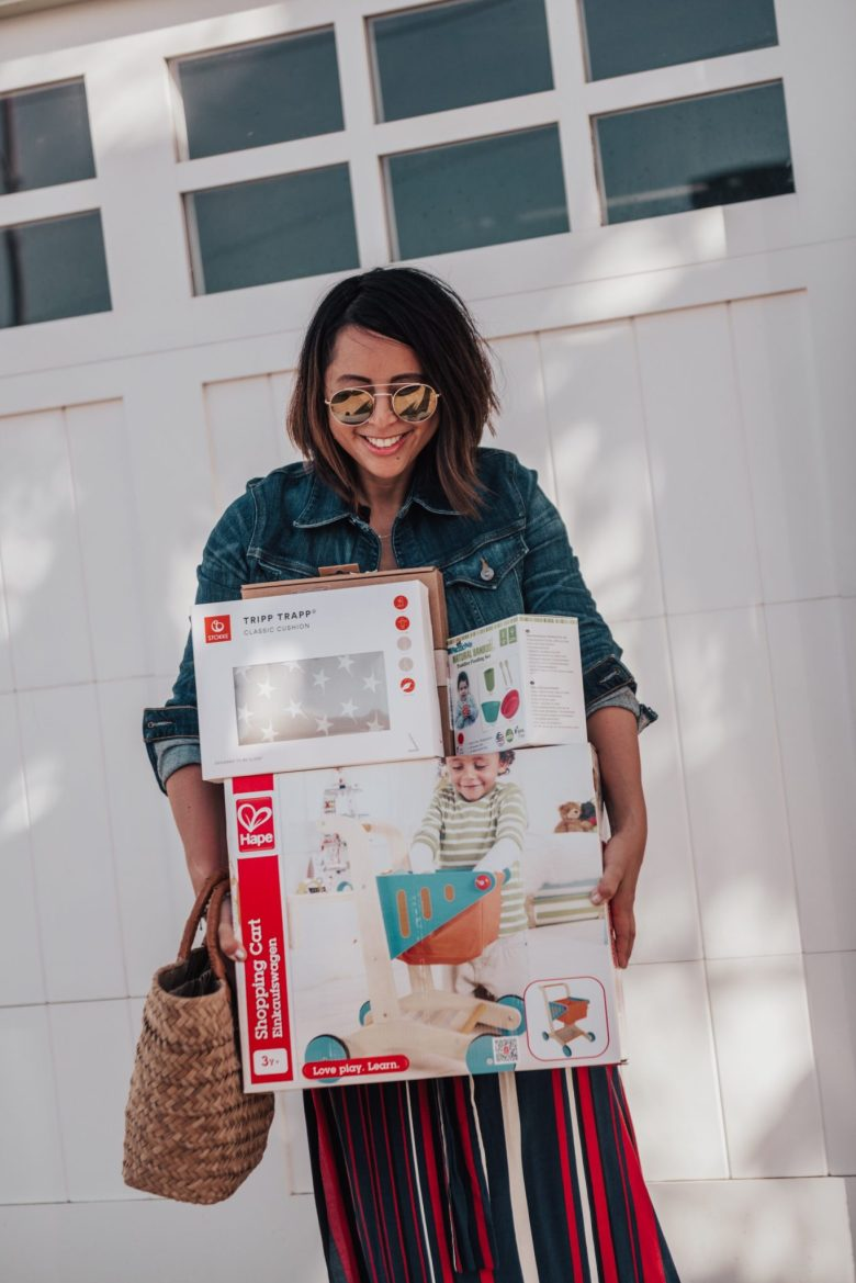 Baby Registry Essentials featured by top US mommy blogger Sylvie in the Sky
