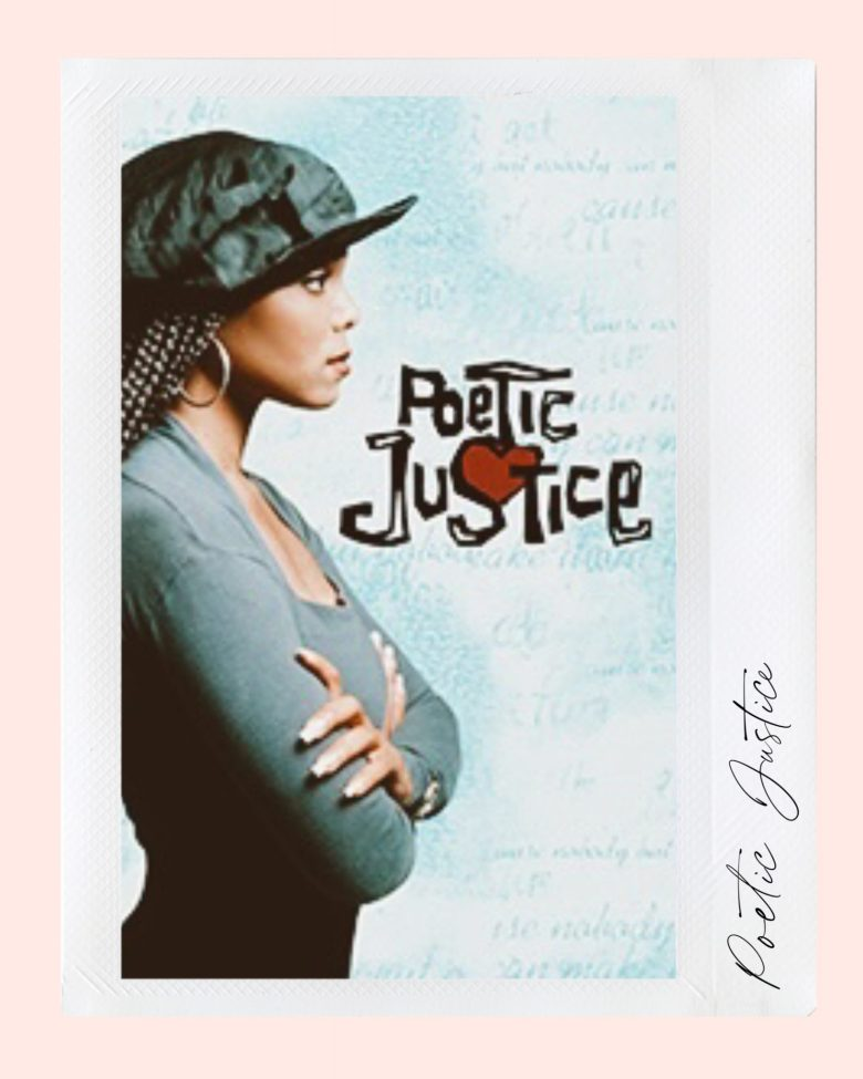 Valentine's Day Movies by popular San Francisco lifestyle blog, Sylvie in the Sky: image of Poetic Justice movie still.