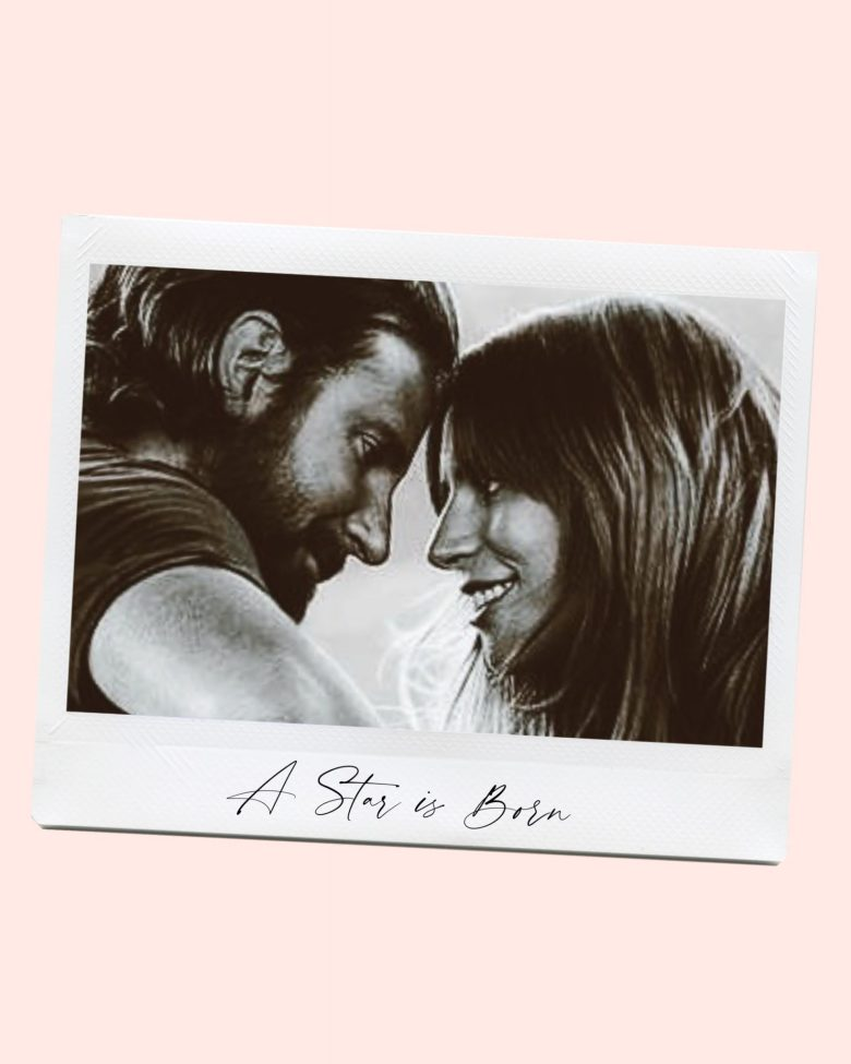 Valentine's Day Movies by popular San Francisco lifestyle blog, Sylvie in the Sky: image of A Star is Born movie still.