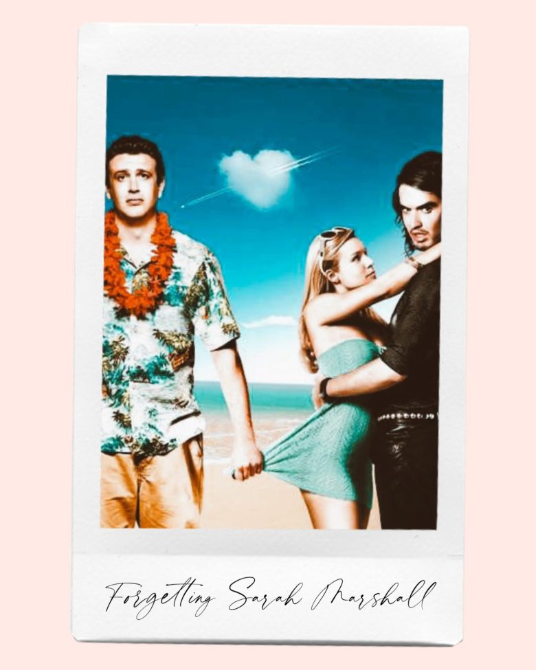 Valentine's Day Movies by popular San Francisco lifestyle blog, Sylvie in the Sky: image of Forgetting Sarah Marshall movie still.