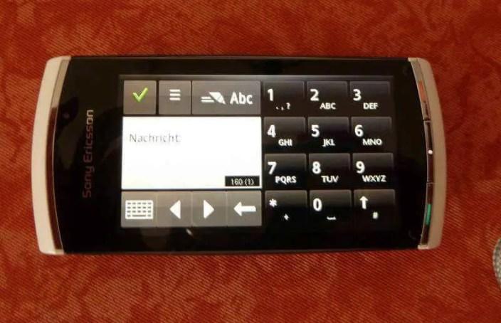 Bild - alphanumerische Tastatur