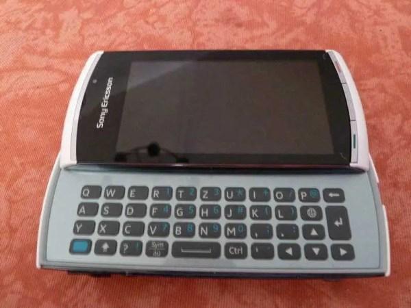 Bild - Sony Ericsson Vivaz pro