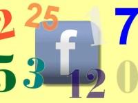 Facebook Zähler