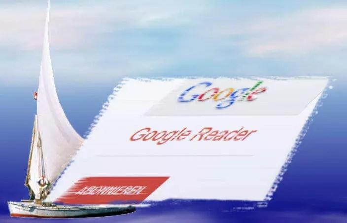 Google Reader - Ade!