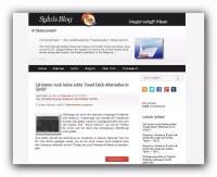Sylvis Blog nachher