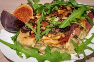 Foto bei Kochbar vom Sizilianischen Flammkuchen