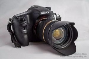 Sony 77 II mit Tamron 28-75