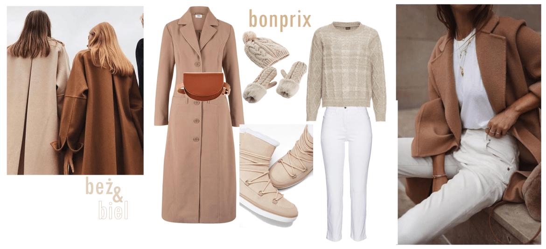 ubrania na zimę od Bonprix