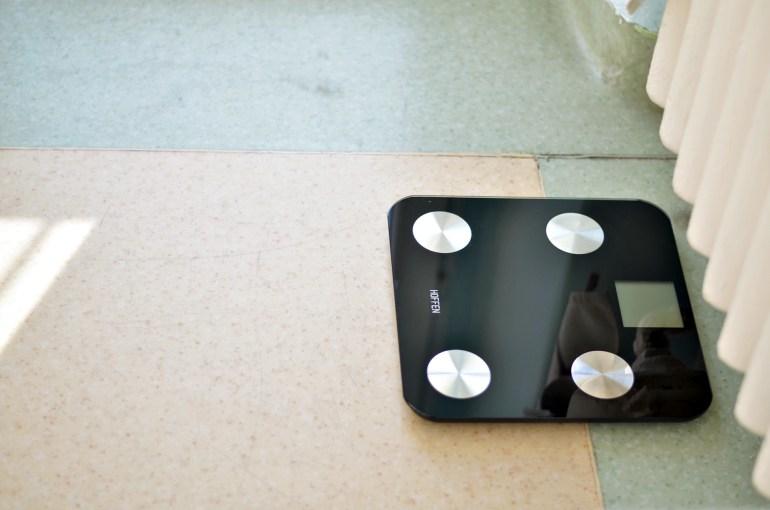 waga do analizy ciała