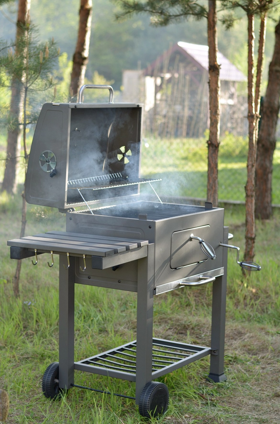grill delux