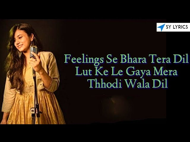Felling Felling female version (LYRICS) Vatsala