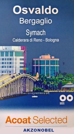 Symach To 2017 Akzonobel Acoat Selected Symach