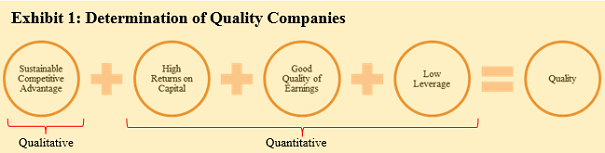 High Quality Stocks - Determinants of Quality