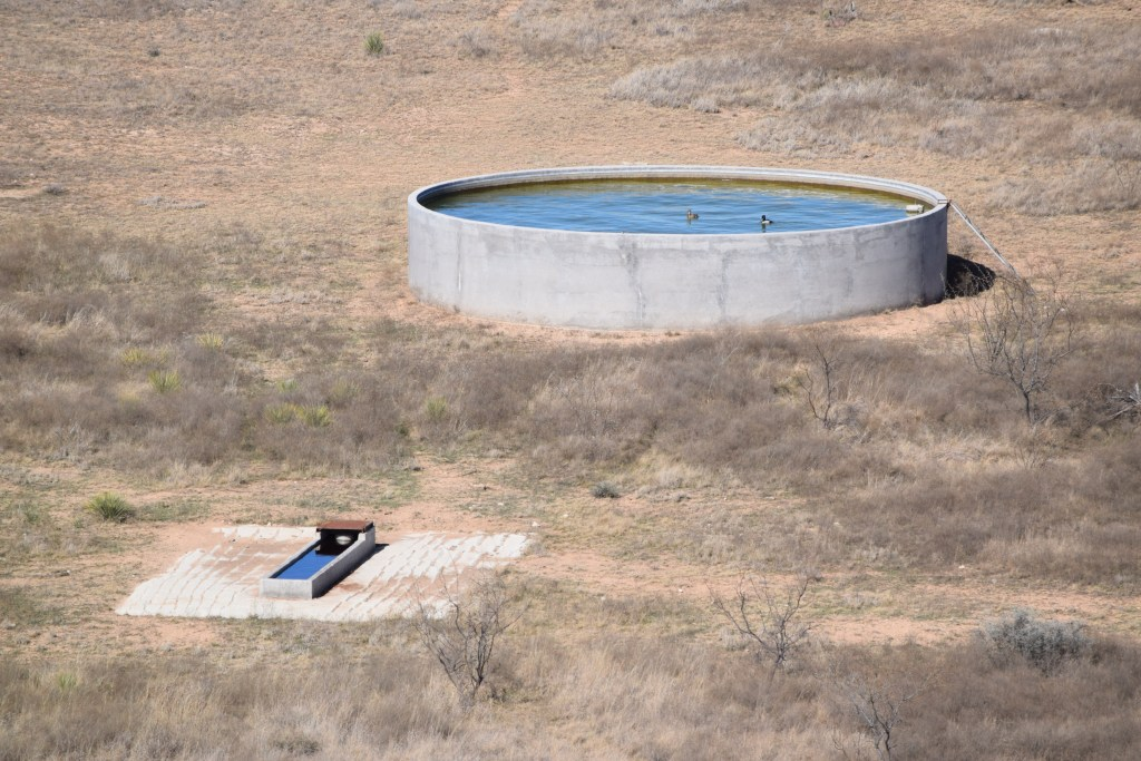 Concrete Tanks and Troughs - San Angleo TX