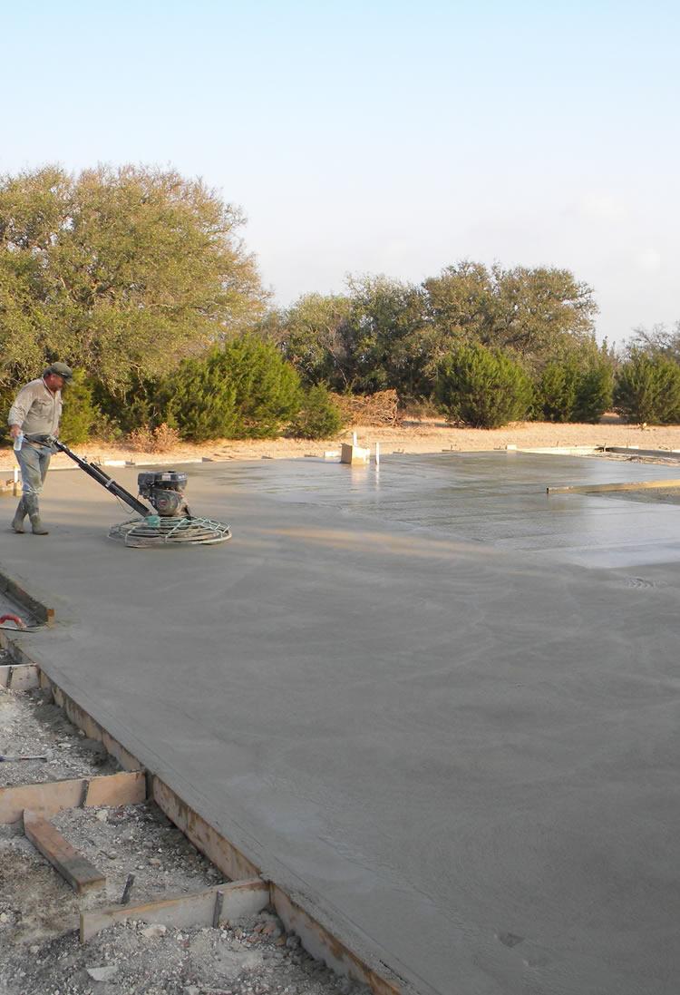 Concrete Flarwork