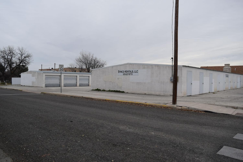 Storage Units   San Angelo TX   122 Millspaugh Street