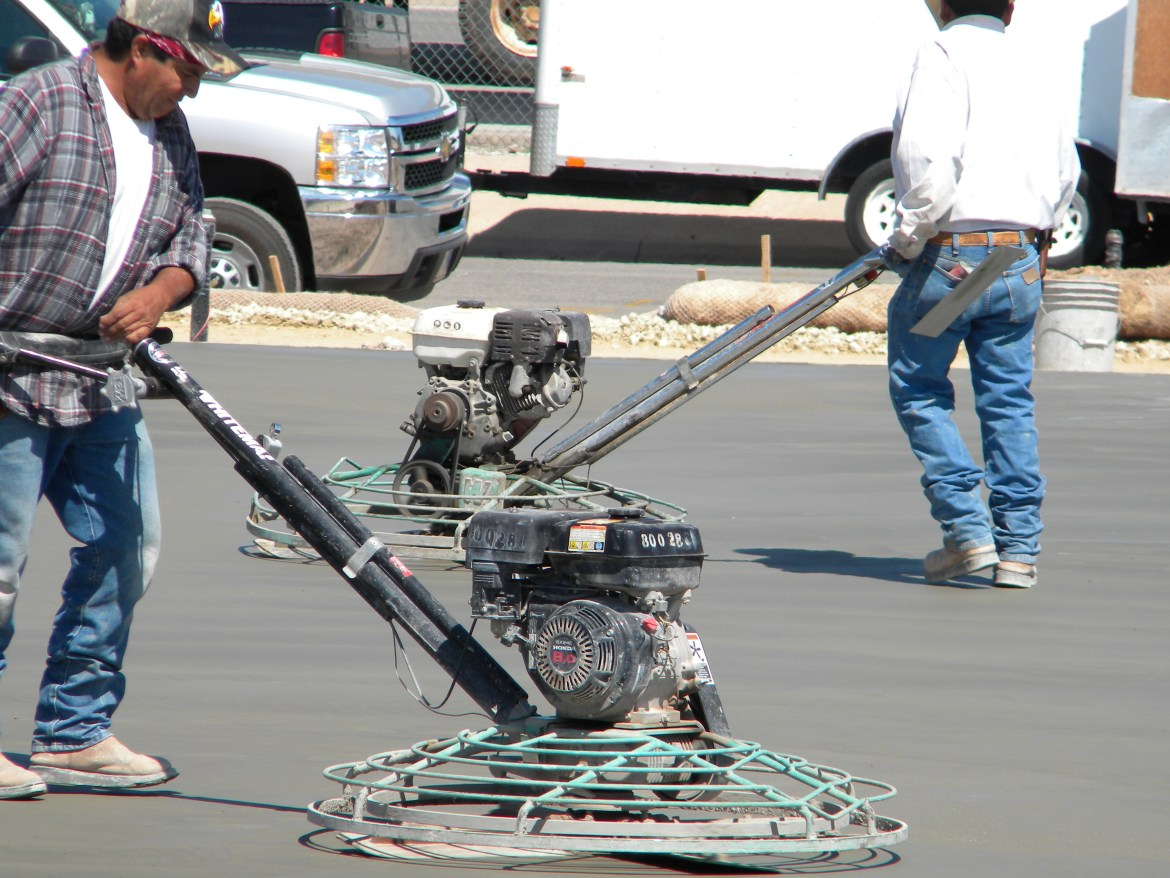 Concrete Flatwork - San Angelo TX