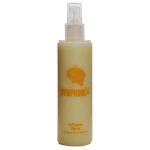 2-Phasen Spray trockenes und sprödes Haar