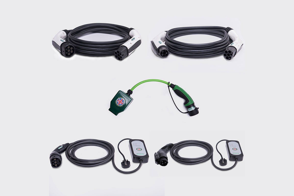 Ev Charging Cables Amp Adapters
