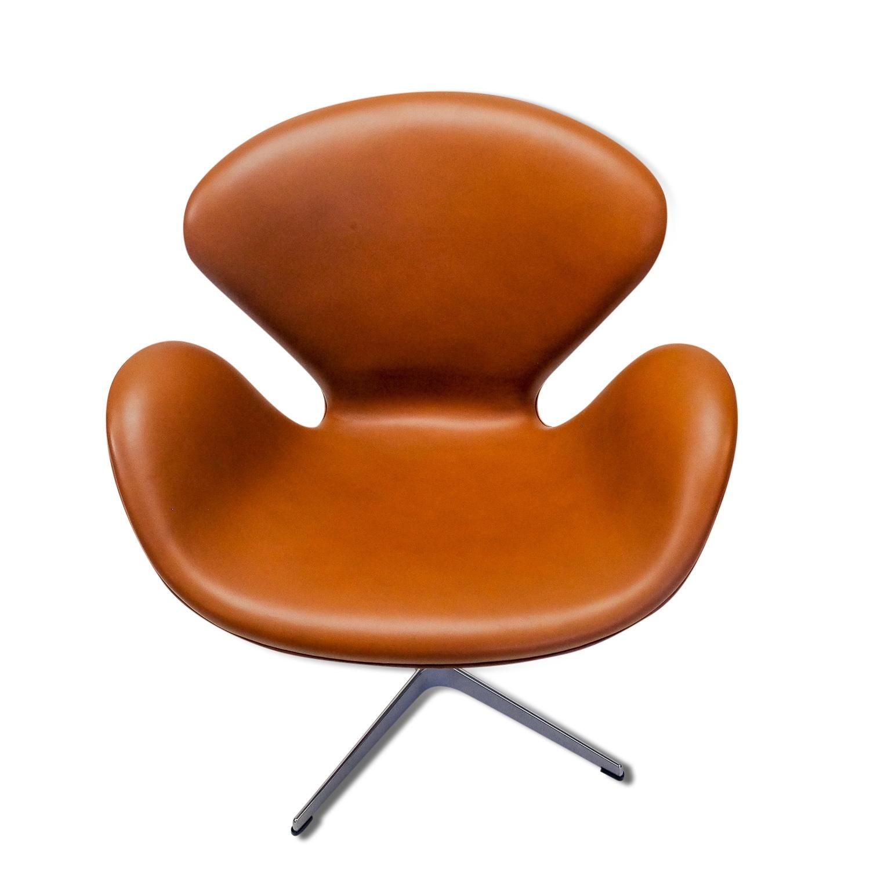 Swell Fritz Hansen Jacobsen Swan Chair Elegance Leather 70 Evergreenethics Interior Chair Design Evergreenethicsorg