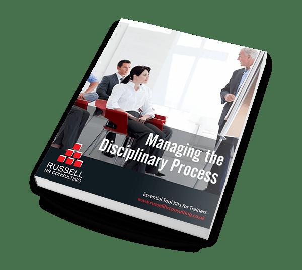 Manaing the Disciplinary Process