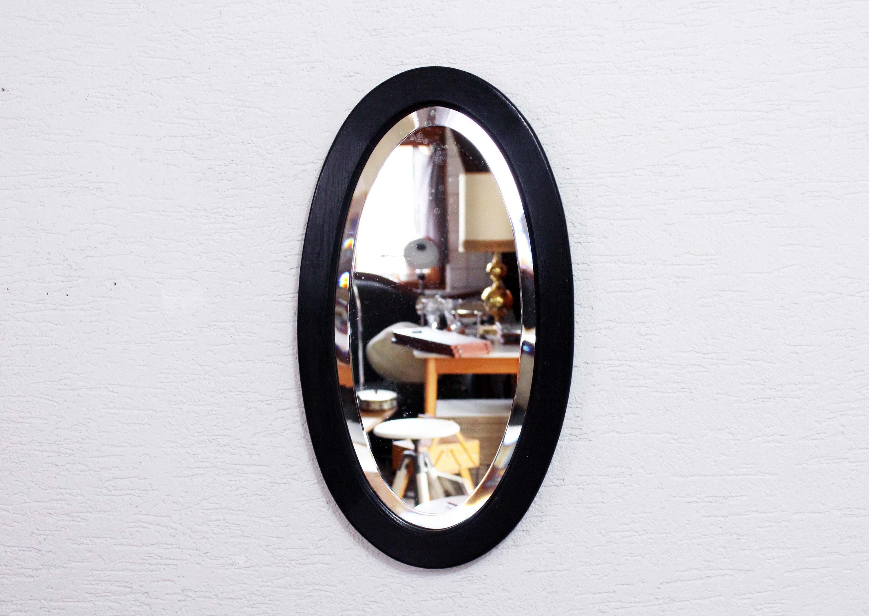 miroir napoleon iii biseaute 62cm syn brocante
