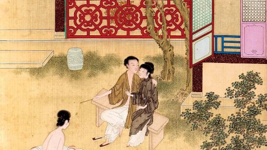 Life Is Elsewhere: The Economy of Food and Sex in Chinese Web Romance