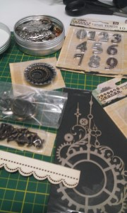 Embellishments - close up 1 (mechanicals)