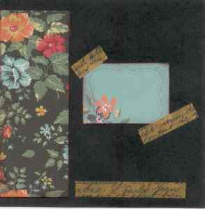 looking glass envelope - B