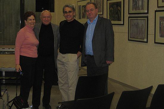 Ellen Goldberg, Küf Kaufmann, Kantor gerber, Josif Beznesov