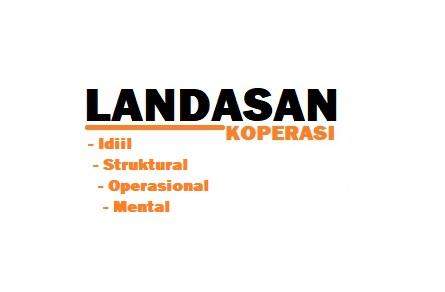 landasan koperasi indonesia