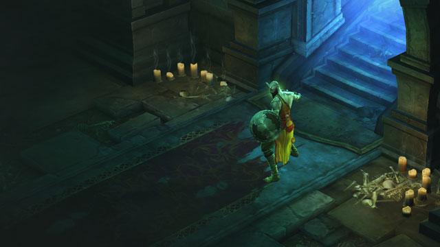 Konsolenumsetzung von Diablo 3 in Arbeit
