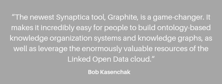 Synaptica Insights Bob Kasenchak Quote 3