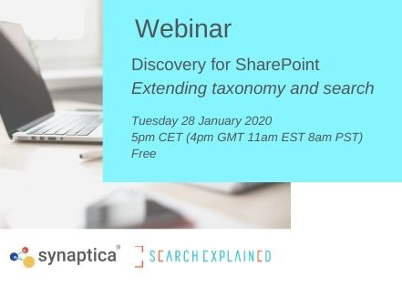 Webinar Discovery for SharePoint
