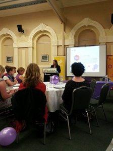 Kate Jenkins speaks at International Womens Day Celebrations in Yarra