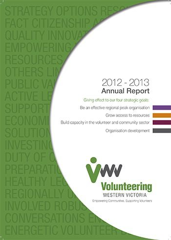 Annual Reports should be considered a key marketing tool for your organisation